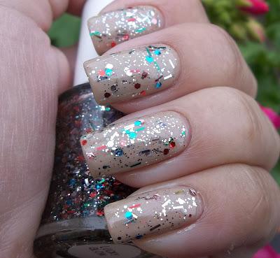 esmalte glitter millanel