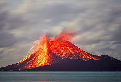 Indonesian Volcano 10 Biggest Volcanic Eruptions In History