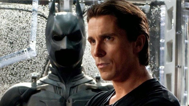 Bruce Wayne - Batman - Christian Bale