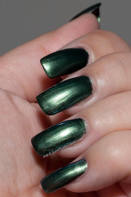 Ga-De Green Sapphire