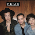 "One Direction revela tracklist do álbum ""Four"""