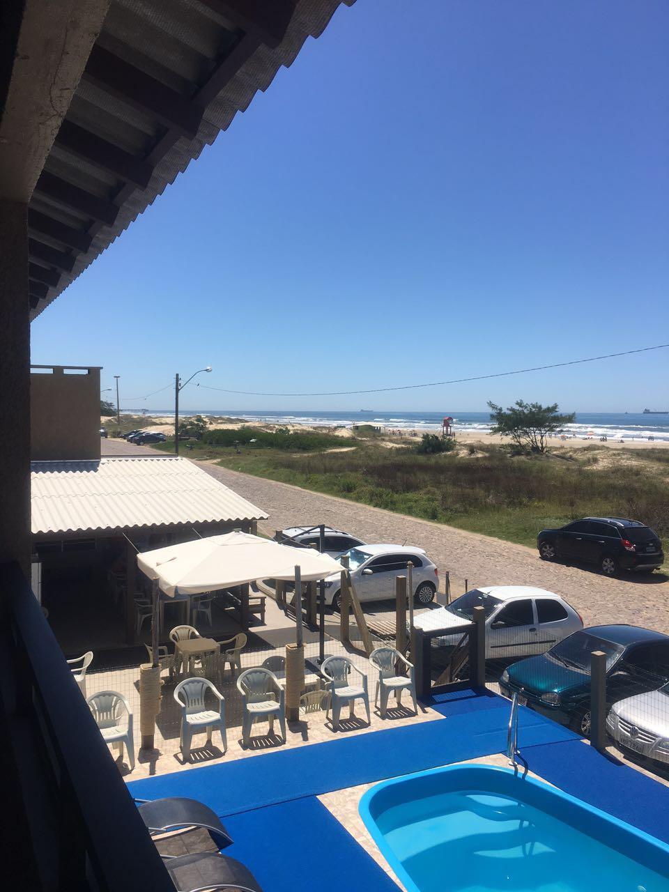 Tramandaí Pousada do Pé Grande - Beira Mar - Pousadas - casa de aluguel  - alojamento -