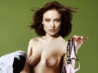 Olivia Wilde sexy striptease in nude photo shoot UHQ