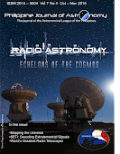 Philippine Journal of Astronomy