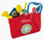 Buy Fisher-Price Medical Kit for Rs.144 at Amazon