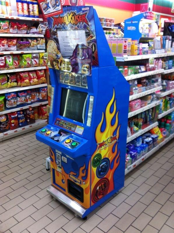 kaiser machine