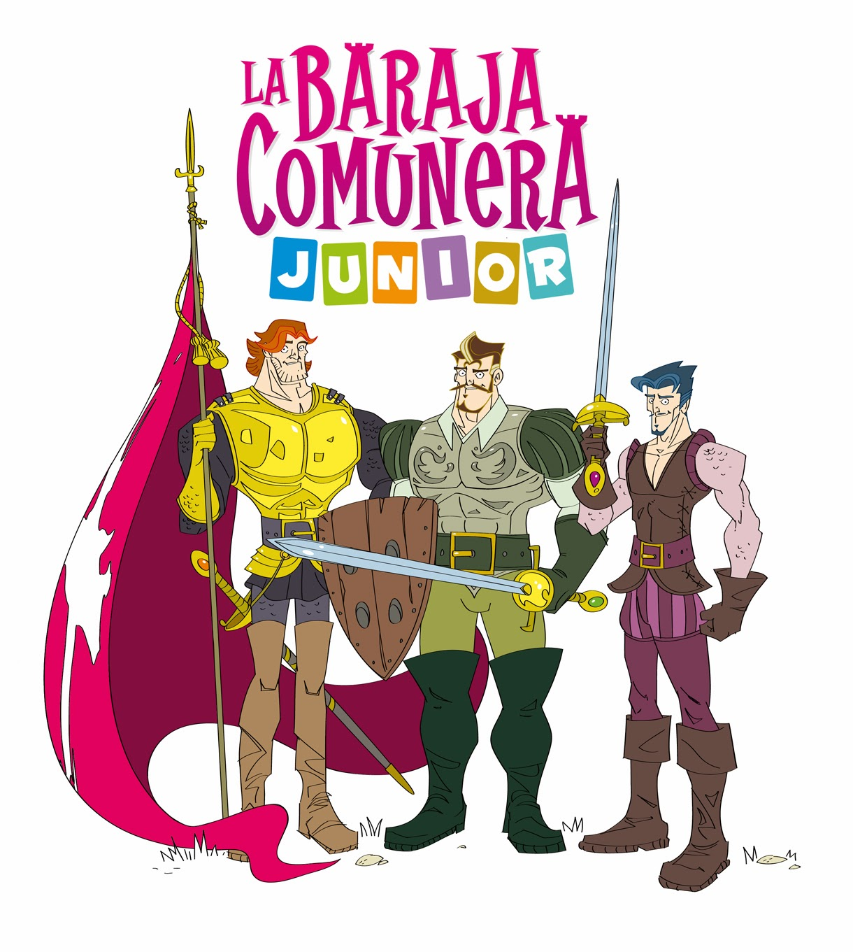 La Baraja Comunera Junior