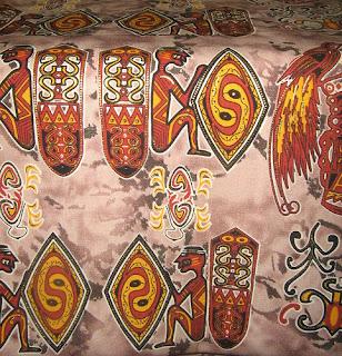 motif suku papua