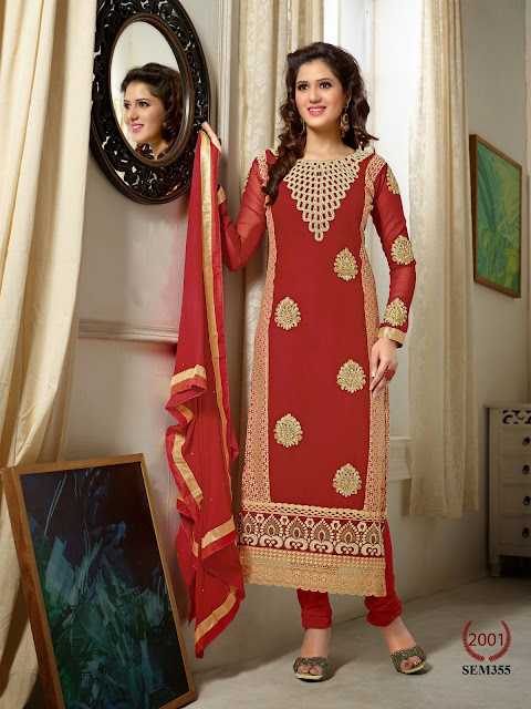 Latest Chiffon Long Salwar Kameez – Wholesale Supplier