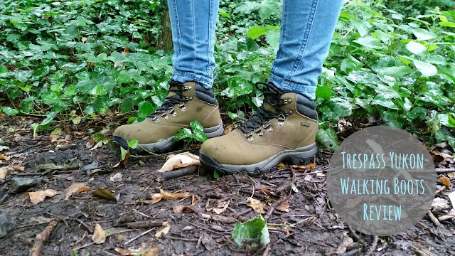 trespass yukon ladies walking boots review my general life