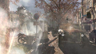 Paris Modern Warfare 3
