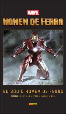 HQ  Homem de Ferro: Eu Sou o Homem de Ferro  Completo