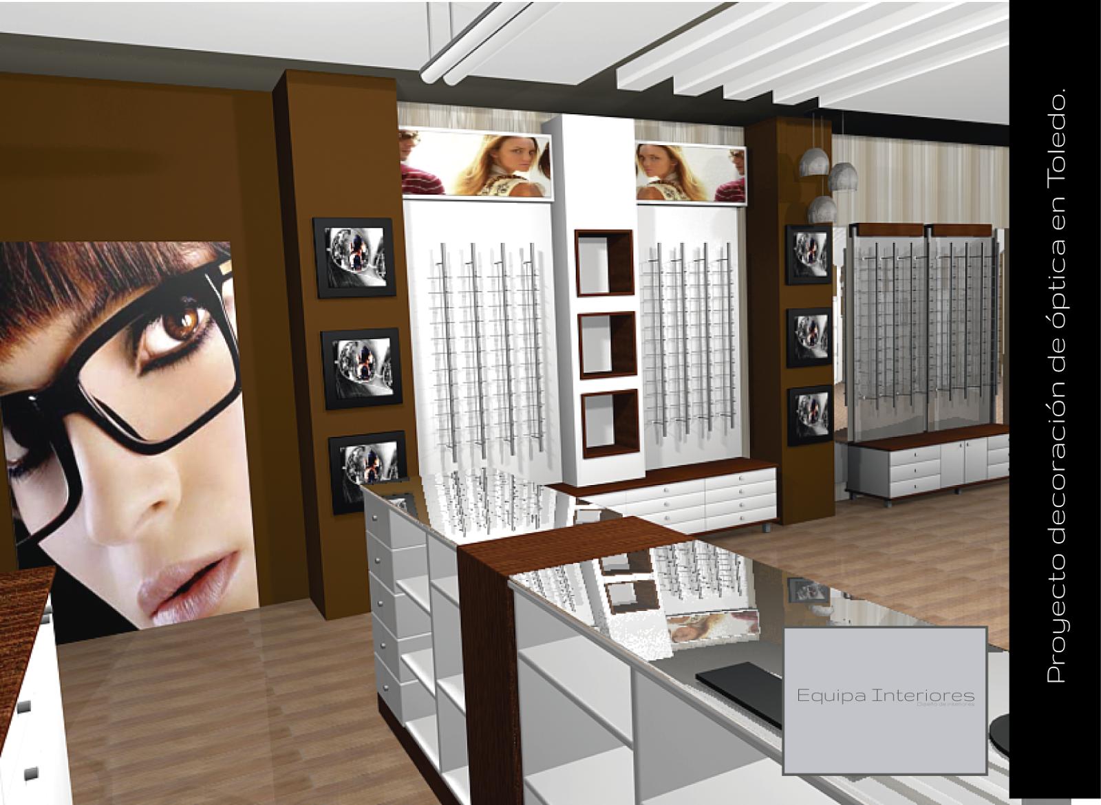 Equipa Interiores Comerciales: febrero 2013