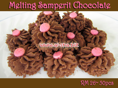 MELTING SAMPERIT CHOCOLATE