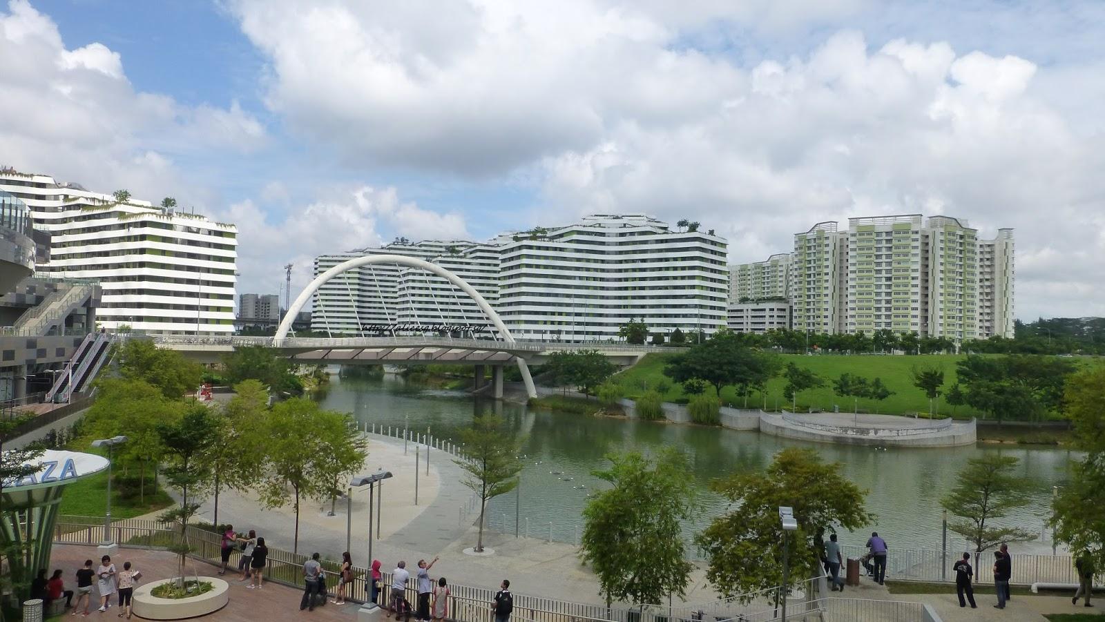 Alicesg Singaporemyhome Punggol Waterway And Waterway
