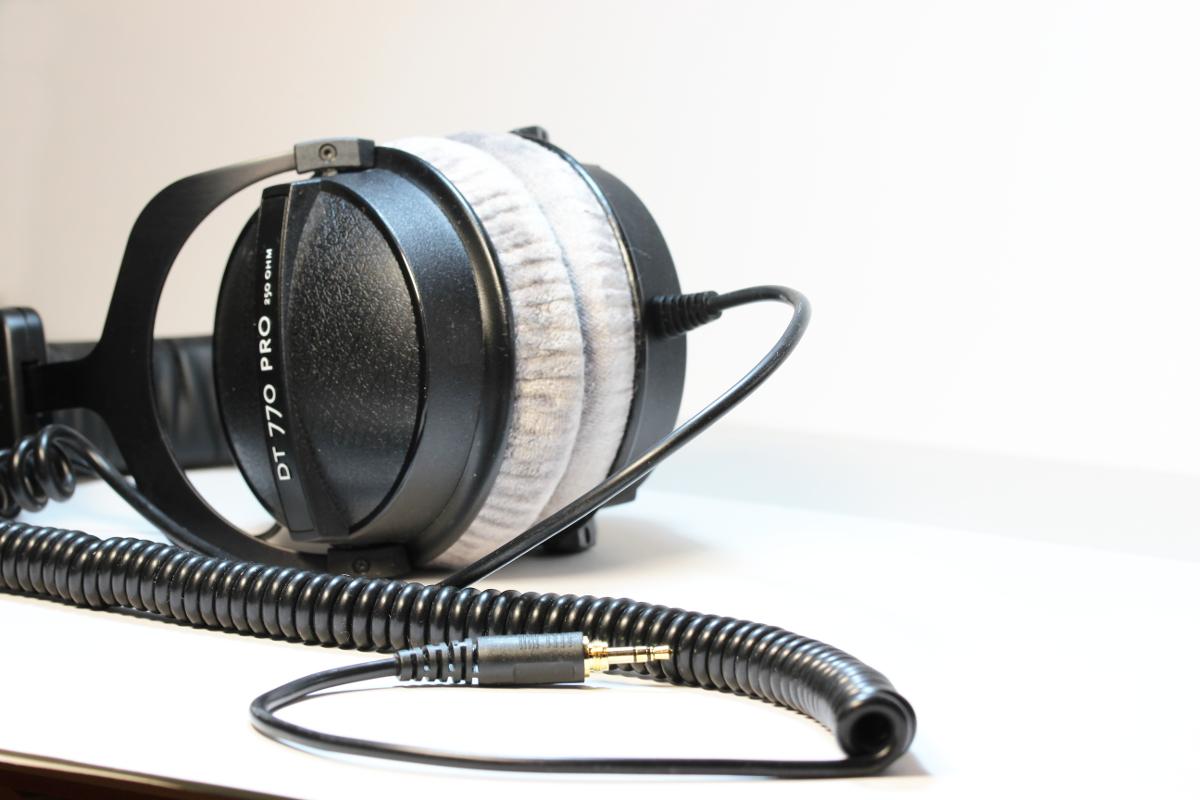 Beyerdynamic DT 770 Pro Kopfhörer