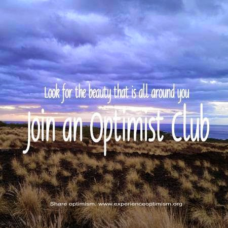 join an optimist club beauty