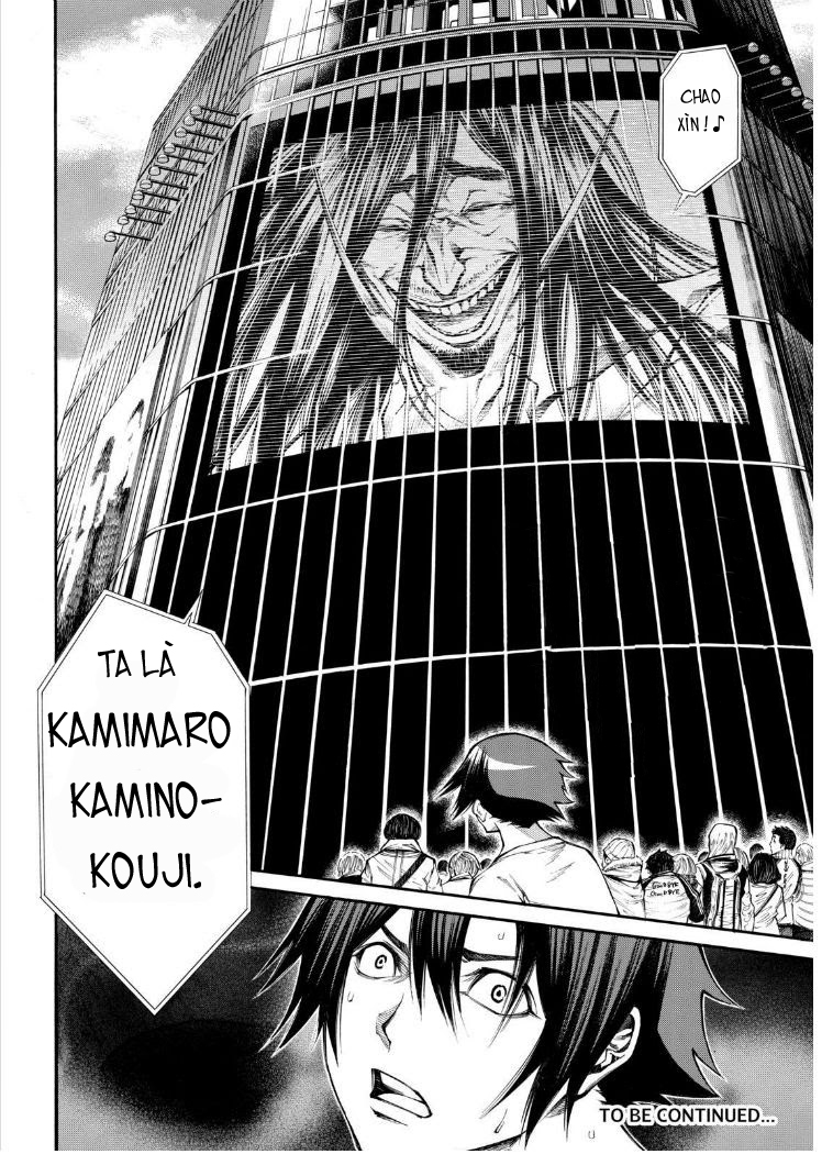 Kamisama No Iutoori II chap 83 Trang 22 - Mangak.info