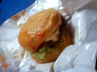 Jom Makan Makan Rawang Burger Bakar