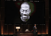 . of tribute commemorating the life and comedy of the great Eddie Murphy.