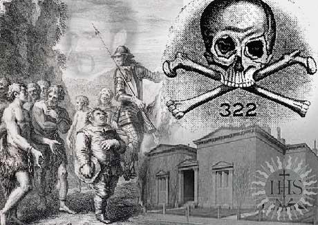 "¿La Logia 322 o ""Hermandad de la muerte"" joderá la Marrana antes del 28 de Diciembre del 2012...?"