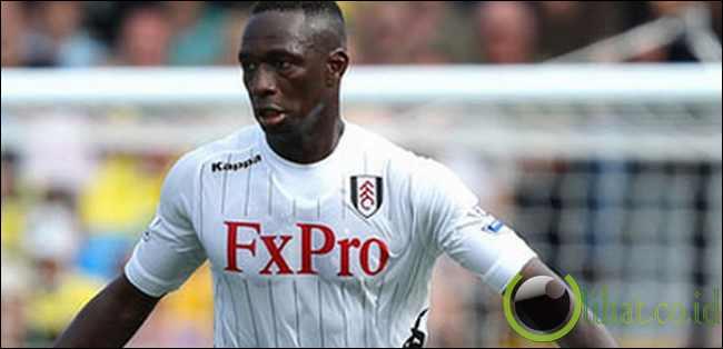 Mahamadou Diarra - Gelandang bertahan Fulham