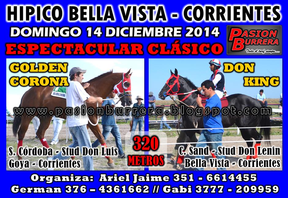 BELLA VISTA - 14 DE DIC. - 320