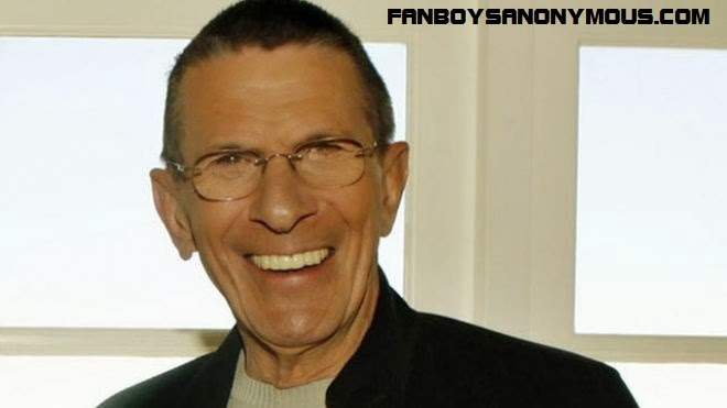 Original Star Trek Mr Spock Leonard Nimoy diagnosed with COPD, Chronic Obstructive Pulmonary Disease