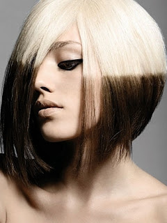 blonde short hair color ideas