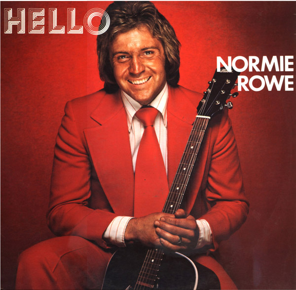 Normie Rowe The Playboys It Aint Necessarily Rowe