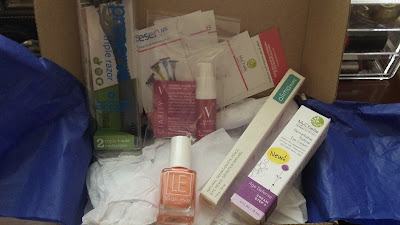 Goodebox Natural Beauty and Wellness Subscription Box