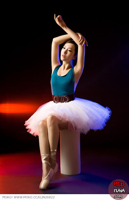 Foto Hot Model Cantik China, Fu Mei Mei - Ada Yang Asik
