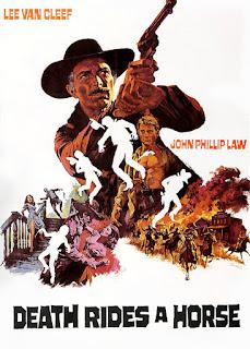 Da uomo a uomo - Śmierć jeździ konno - 1968