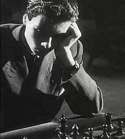 El ajedrecista portugués Joâo Mario Ribeiro