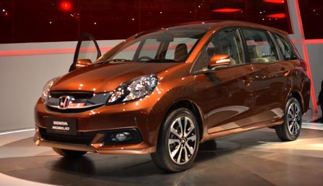 Mobil Keluarga Idaman: Honda Mobilio Terbaru