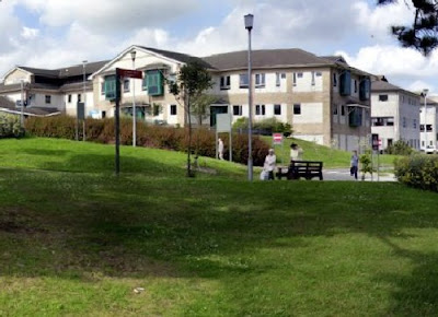 Royal Cornwall Hospital Treliske Truro