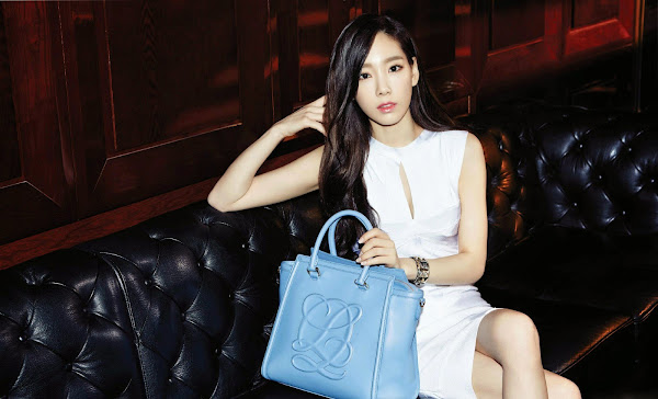 Taetiseo Taeyeon for Louis Quatorze 2015