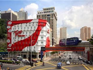 10 Hotel Murah di Kuala Lumpur