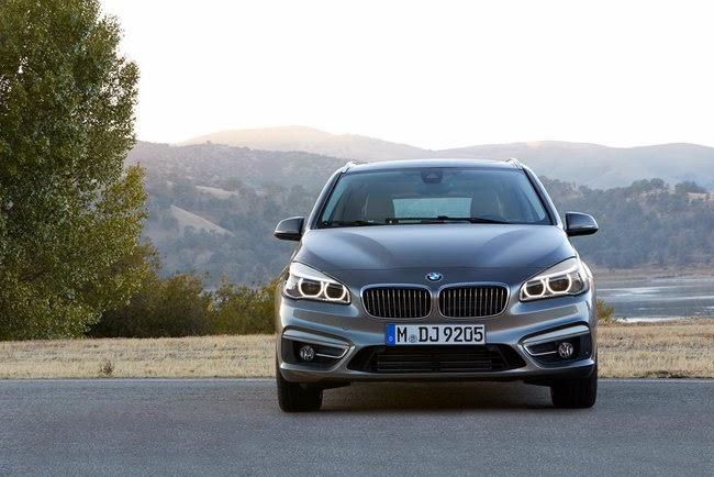 BMW Serie 2 Active Tourer: la prima della classe