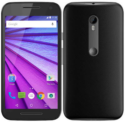 Motorola Moto G Dual SIM (3rd gen) complete specs and features