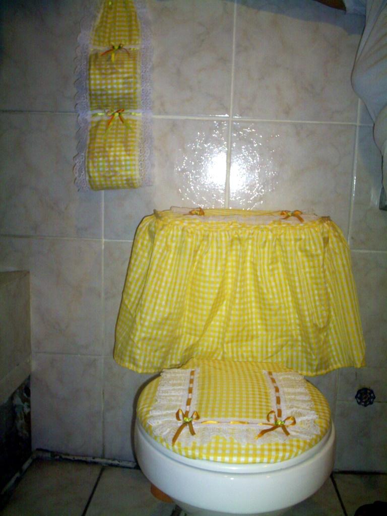 Hacer Del Baño Color Amarillo:Hay en colores verde azulado, amarillo y rosado