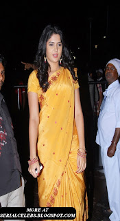 Deeksha Seth in low hip saree