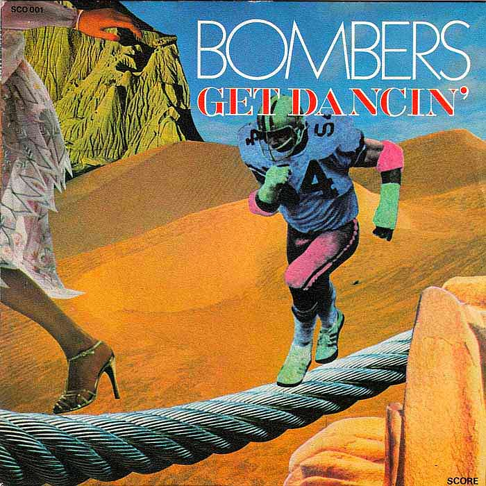 THE BOMBERS : UN CLASSIQUE DE 1979 :