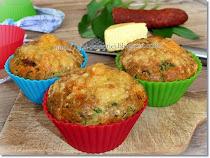 Sós muffin.