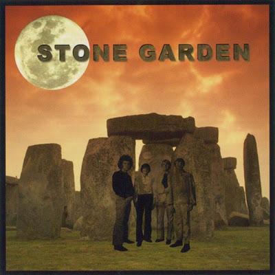 Stone Garden - Stone Garden 2002 (USA, Heavy Psychedelic Rock)