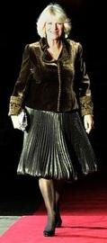 Camilla Parker Bowles Jacket