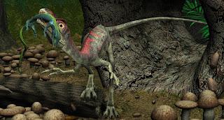 Compsognathus - Binatang Purbakala