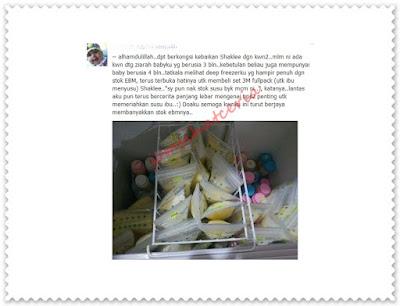 Tips, Info, Kongsi, Pengedar Shaklee Kuantan, Independent SHAKLEE Distributor, Set 3M, Set Bajet, Set Eu-Four Pack, Set Penyusuan, Testimoni,