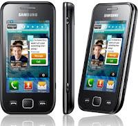 Harga Samsung GT-S5333 Pietro Spesifikasi