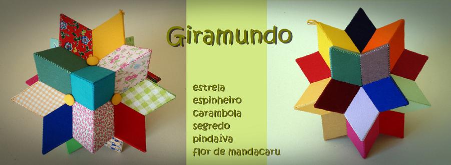 Giramundo - estrela da felicidade